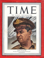 Time Magazine August 13, 1945 Magazine
