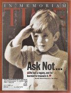 Time Magazine August 2, 1999 Magazine