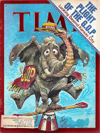Time Magazine August 23, 1976 Magazine