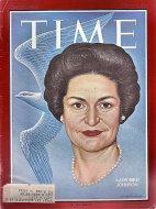 Time Magazine August 28, 1964 Magazine
