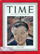 Time Magazine August 29, 1949 Magazine