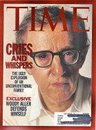 Time Magazine August 31, 1992 Magazine