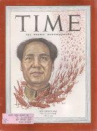 Time Magazine December 11, 1950 Magazine