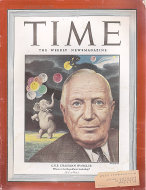 Time Magazine December 14, 1944 Magazine