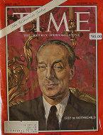 Time Magazine December 20, 1963 Magazine