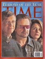 Time Magazine December 26, 2005 Magazine