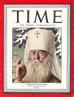 Time Magazine December 27, 1943 Magazine