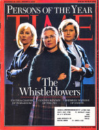 Time Magazine December 30, 2002 Magazine