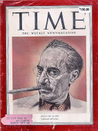 Time Magazine December 31, 1951 Magazine