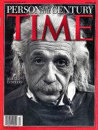 Time Magazine December 31, 1999 Magazine