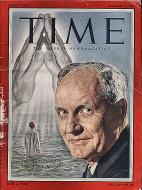 Time Magazine December 5, 1955 Magazine