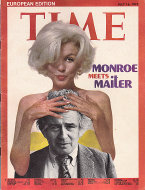 Time Magazine European Edition July 16, 1973 Magazine
