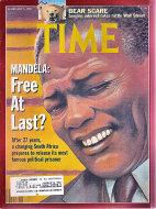 Time Magazine February 05, 1990 Magazine