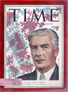 Time Magazine February 11, 1952 Magazine