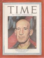 Time Magazine February 19, 1945 Magazine