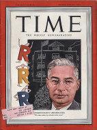 Time Magazine February 20, 1950 Magazine