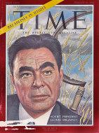 Time Magazine February 21, 1964 Magazine