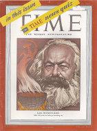 Time Magazine February 23, 1948 Magazine