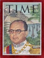 Time Magazine February 28, 1955 Magazine