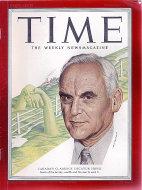 Time Magazine February 4, 1952 Magazine