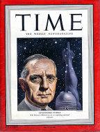 Time Magazine February 9, 1948 Magazine