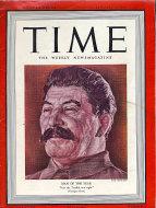 Time Magazine January 1, 1940 Magazine