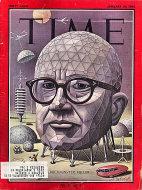 Time Magazine January 10, 1964 Magazine