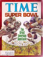 Time Magazine January 10, 1977 Magazine