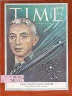 Time Magazine January 11, 1954 Magazine