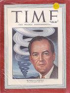 Time Magazine January 17, 1949 Magazine