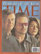 Time Magazine January 2, 2006 Magazine