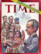 Time Magazine January 29, 1973 Magazine