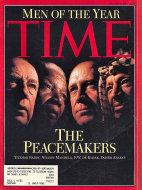 Time Magazine January 3, 1994 Magazine