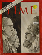 Time Magazine January 31, 1969 Magazine