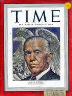 Time Magazine January 5, 1948 Magazine