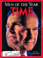 Time Magazine January 7, 1991 Magazine