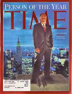 Time Magazine January 7, 2002 Magazine