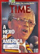 Time Magazine July 02, 1990 Magazine