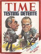 Time Magazine July 1, 1974 Magazine