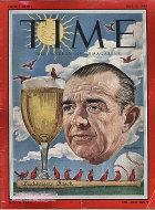Time Magazine July 11, 1955 Magazine