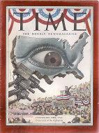 Time Magazine July 14, 1952 Magazine