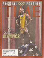 Time Magazine July 1996 Magazine