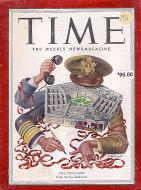 Time Magazine July 2, 1951 Magazine