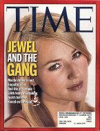 Time Magazine July 21, 1997 Magazine
