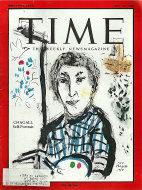Time Magazine July 30, 1965 Magazine
