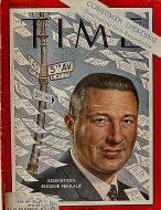 Time Magazine July 6, 1962 Magazine