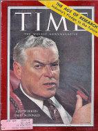 Time Magazine July 9, 1956 Magazine