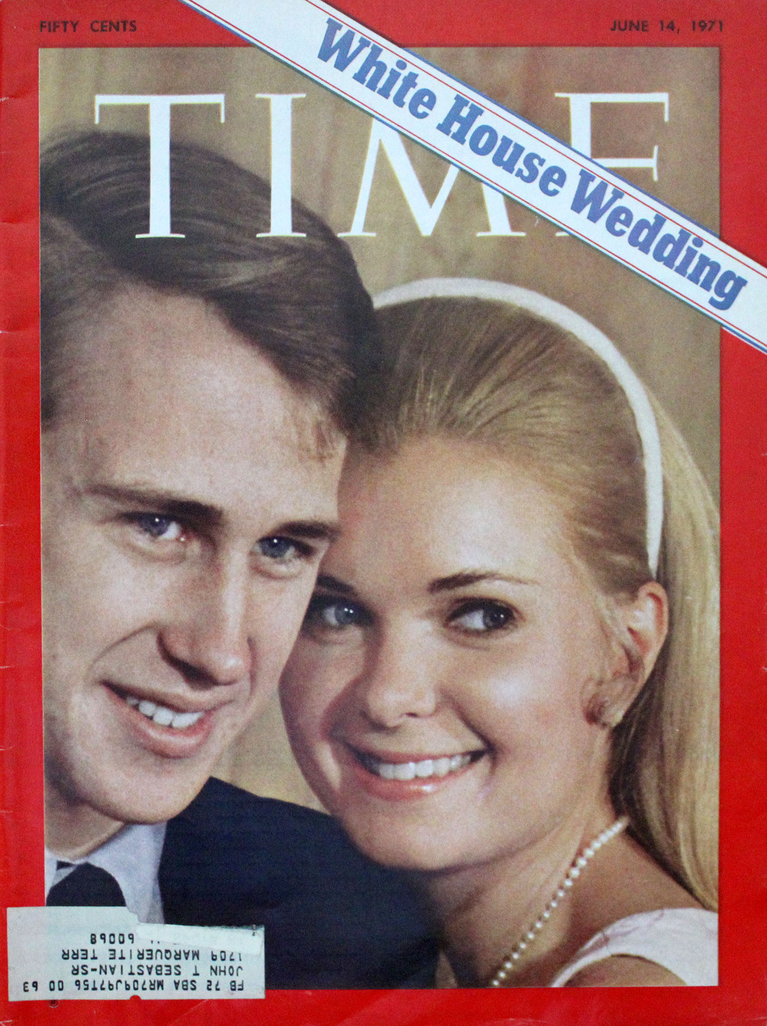 Time Magazine June 14, 1971