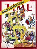 Time Magazine June 18, 1973 Magazine