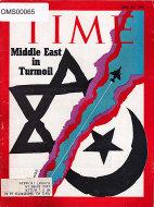 Time Magazine June 22, 1970 Magazine